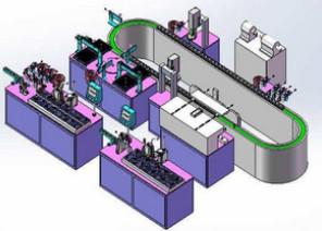 利用机器视觉检测系统瓶盖检测