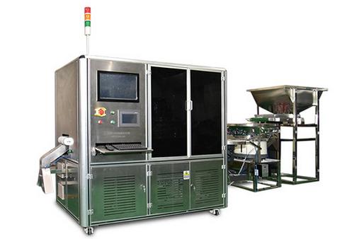 利用机器视觉检测系统检测瓶盖介绍